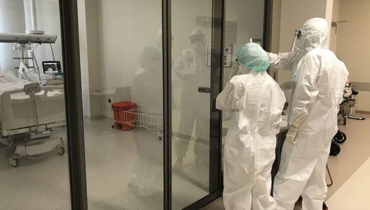Türkiye'de koronavirüsten can kaybı 6 bin 183 oldu