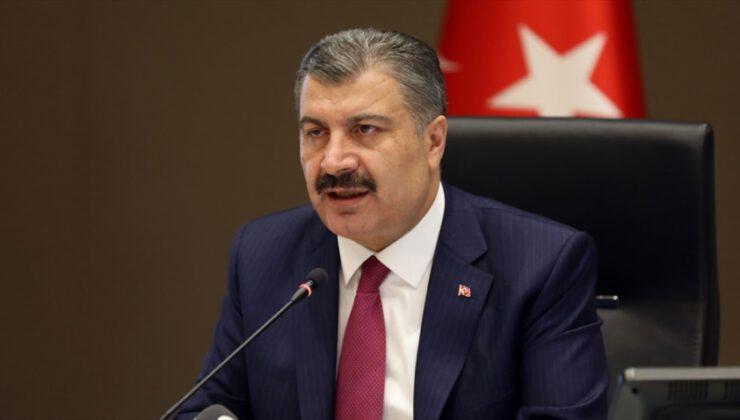 Türkiye'de koronavirüsten can kaybı 6 bin 284 oldu