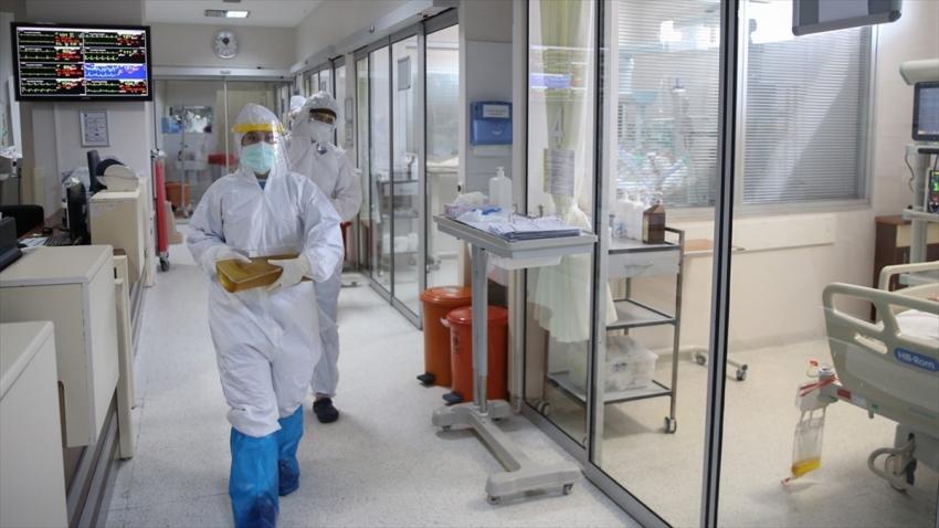 Türkiye'de koronavirüsten can kaybı 7 bin 315 oldu