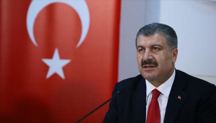 Türkiye'de koronavirüsten can kaybı 7 bin 377 oldu