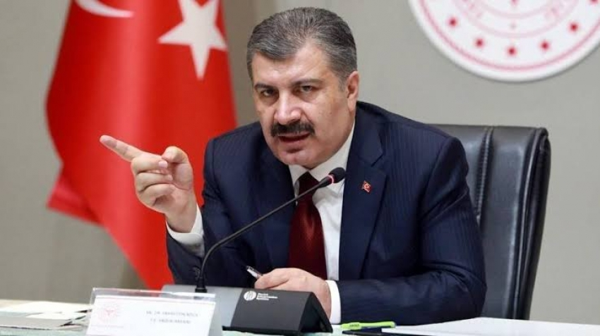 Türkiye'de koronavirüsten can kaybı 7 bin 445 oldu
