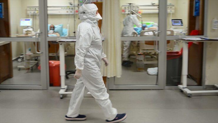 Türkiye'de koronavirüsten can kaybı 8 bin 262 oldu