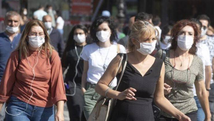 Türkiye'de koronavirüsten can kaybı 8 bin 609 oldu