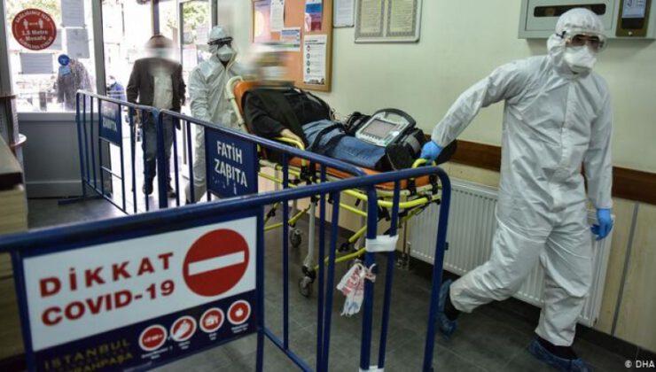 Türkiye'de koronavirüsten can kaybı 9 bin 874 oldu