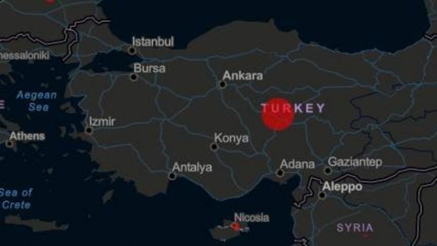 Türkiye'de korovirüsten can kaybı 22 bin 807 oldu