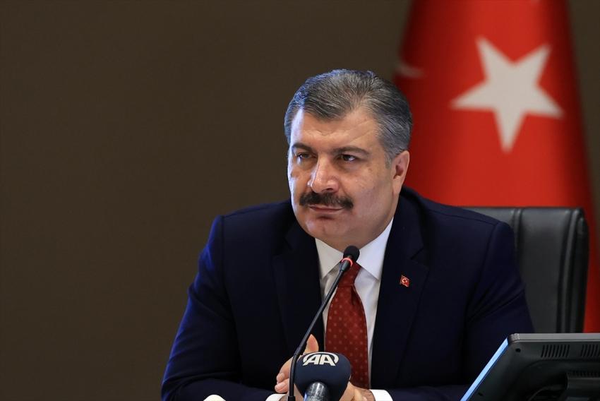 Türkiye'de virüsten can kaybı 4 bin 249  oldu