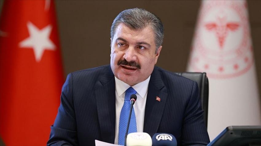 Türkiye'de virüsten can kaybı 4 bin 308 oldu
