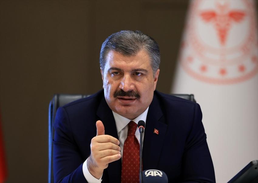 Türkiye'de virüsten can kaybı 4 bin 397  oldu