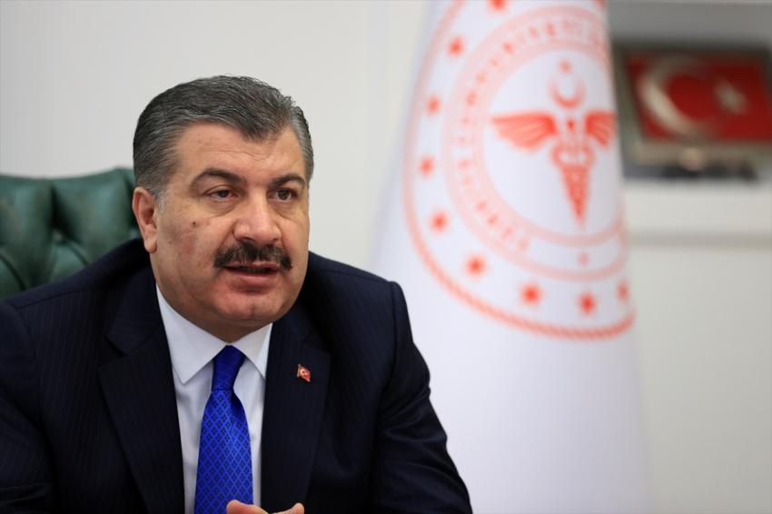 Türkiye'de virüsten can kaybı 4 bin 431 oldu