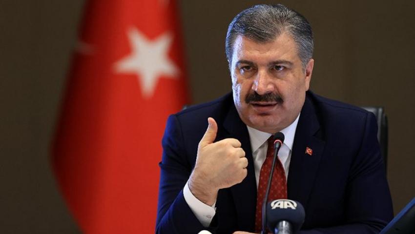 Türkiye'de virüsten can kaybı 4 bin 585  oldu
