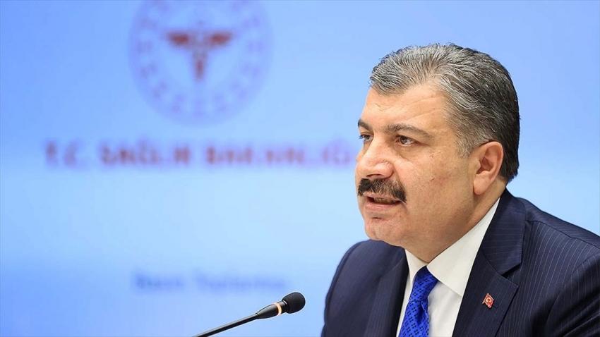 Türkiye'de virüsten can kaybı 4 bin 630 oldu